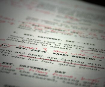 Movie Story / Screenplay