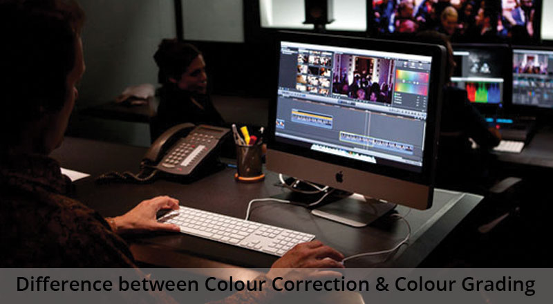colour correction